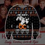 Merry Chrismukka 3D All Over Print Christmas Sweater