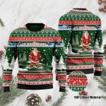 Alpine Skiing  Ugly Christmas Sweater, All Over Print Sweatshirt