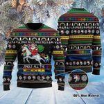 Jingle All The Gay Ugly Christmas Sweater, All Over Print Sweatshirt