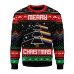 Merry Christmas Ugly Christmas Sweater, All Over Print Sweatshirt