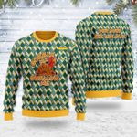 Gobble Me Swallow Me Ugly Christmas Sweater, All Over Print Sweatshirt