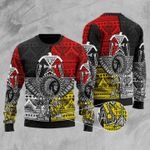 Thunderbird Ugly Christmas Sweater, All Over Print Sweatshirt