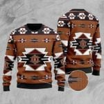 United Tribes Native American Ugly Christmas Sweater, All Over Print Sweatshirt