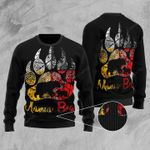 Bear Ugly Christmas Sweater, All Over Print Sweatshirt
