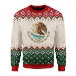 Bird Ugly Christmas Sweater, All Over Print Sweatshirt