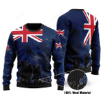 United Kingdom Veterans Ugly Christmas Sweater, All Over Print Sweatshirt