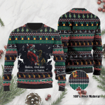 Relax The Sax Ugly Christmas Sweater, All Over Print Sweatshirt