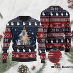 Christmas Meowy Catmas Ugly Christmas Sweater, All Over Print Sweatshirt