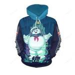 Ghost Busters 3D All Over Print Hoodie, Zip-up Hoodie