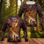 A Real Man Will Chase After You 3D All Over Print Hoodie, Zip-up Hoodie