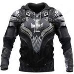 Armor Shirts Men 3D All Over Print Hoodie, Zip-up Hoodie