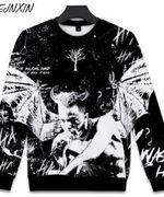 Rapper Singer Music XXXTentacion All Over Print Sweatshirt
