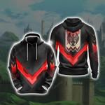 Fire Emblem Version 2 3D All Over Print Hoodie, Zip-up Hoodie