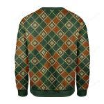 Saint Simon The Zealot Ugly Christmas Sweater, All Over Print Sweatshirt