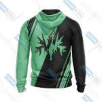 Xenoblade Chronicles 3D All Over Print Hoodie, Zip-up Hoodie