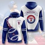 Texas Rangers 3D All Over Print Hoodie, Zip-up Hoodie