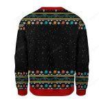 Crochet Keep My Hand Ugly Christmas Sweater, All Over Print Sweatshirt