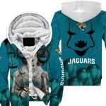 Jacksonville Jaguars 3D All Over Print Hoodie, Zip-up Hoodie