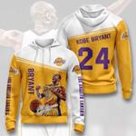 Sports Basketball Nba Los Angeles Lakers Kobe Bryant 3D All Over Print Hoodie, Zip-up Hoodie