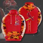 St. Louis Cardinals 3D All Over Print Hoodie, Zip-up Hoodie