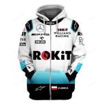 Rokit F1 Racing 3D All Over Print Hoodie, Zip-up Hoodie