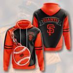 Sports Baseball Mlb San Francisco Giants 3D All Over Print Hoodie, Zip-up Hoodie