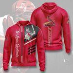 Sports Baseball Mlb St Louis Cardinals 3D All Over Print Hoodie, Zip-up Hoodie