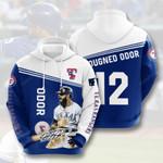 Sports Baseball MLB Texas Rangers Rougned Odor 12 3D All Over Print Hoodie, Zip-up Hoodie