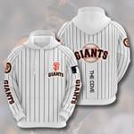 Sports Baseball MLB San Francisco Giants The Cove 3D All Over Print Hoodie, Zip-up Hoodie
