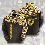 Sports Baseball Mlb San Diego Padres 3D All Over Print Hoodie, Zip-up Hoodie
