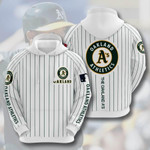 Sports Baseball Mlb Oakland Athletics 3D All Over Print Hoodie, Zip-up Hoodie