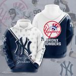 Sports Baseball Mlb New York Yankees 3D All Over Print Hoodie, Zip-up Hoodie