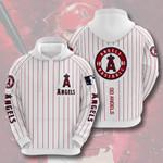 Sports Baseball Mlb Los Angeles Angels 3D All Over Print Hoodie, Zip-up Hoodie