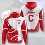 Sports Baseball Mlb Cleveland Indians  3D All Over Print Hoodie, Zip-up Hoodie