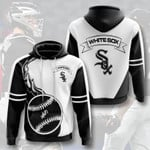 Sports Baseball Mlb Chicago White Sox 3D All Over Print Hoodie, Zip-up Hoodie