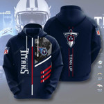 Sports American Football Nfl Tennessee Titans 3D All Over Print Hoodie, Zip-up Hoodie