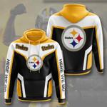 Nfl Pittsburgh Steelers 3D All Over Print Hoodie, Zip-up Hoodie