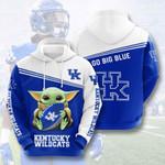Sports American Ncaaf Kentucky Wildcats Usa 3D All Over Print Hoodie, Zip-up Hoodie