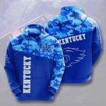 Ncaaf Kentucky Wildcats  3D All Over Print Hoodie, Zip-up Hoodie