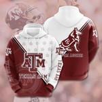 Sports American Ncaaf Texas Am Aggies 3D All Over Print Hoodie, Zip-up Hoodie