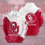 Sports American Ncaaf Oklahoma Sooners 3D All Over Print Hoodie, Zip-up Hoodie