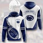 Sports American Ncaaf Penn State Nittany Lions 3D All Over Print Hoodie, Zip-up Hoodie