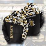 Sports American Football Ncaaf Ucf Knights 3D All Over Print Hoodie, Zip-up Hoodie