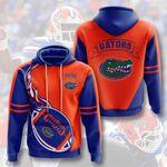 Ncaa Florida Gators 3d All Over Print Hoodie, Zip-Up Hoodie