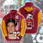 Arizona Cardinals Byron Murphy 3D All Over Print Hoodie, Zip-up Hoodie