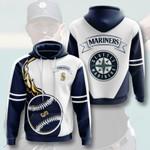 Seattle Mariners 3d All Over Print Hoodie, Zip-Up Hoodie
