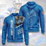 Sports American Nfl Detroit Lions  3D All Over Print Hoodie, Zip-up Hoodie