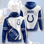 Sports American Nfl Indianapolis Colts 3D All Over Print Hoodie, Zip-up Hoodie