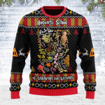 Herbology Harry Potter Hogwarts School Of Witchcraft And Wizardry Ugly Christmas Sweater, All Over Print Sweatshirt