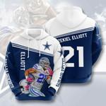 Nfl Dallas Cowboys 3D All Over Print Hoodie, Zip-up Hoodie